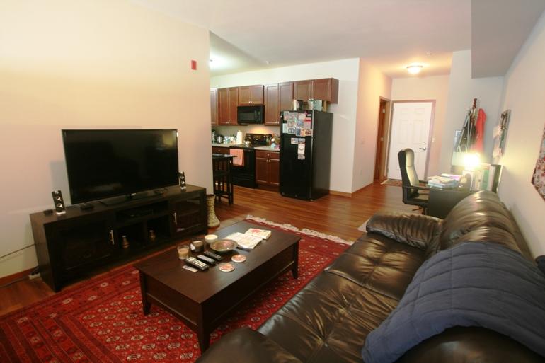 The Sheelin U2013 Efficiency Apartment