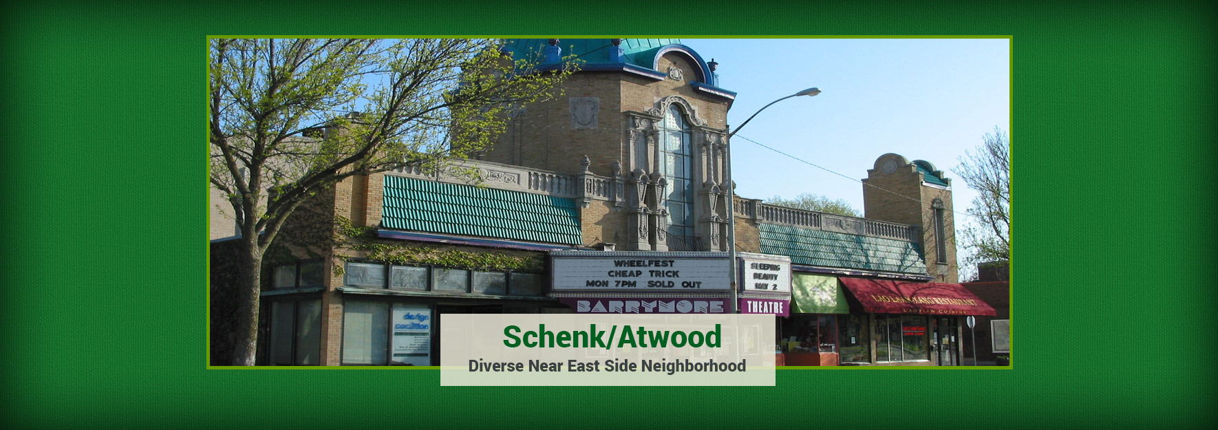 Schenk/Atwood Neighborhood